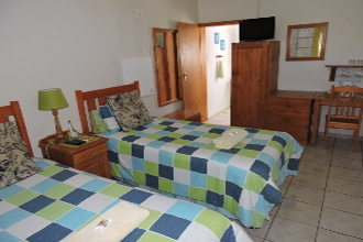 Backpackers accommodation